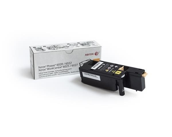 Xerox Toner yellow | 1 000str | Phaser 6020/6022/6025/6027