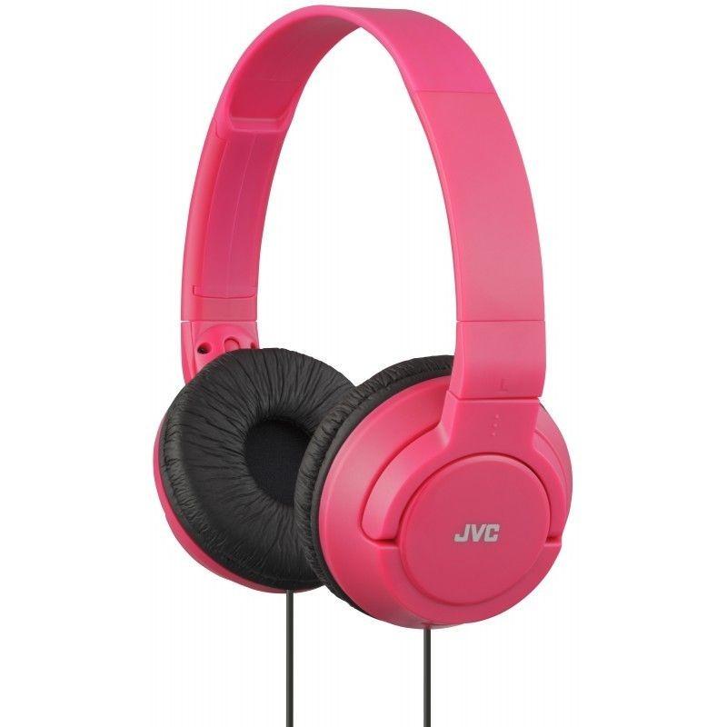 JVC HA-S180 Czerwone