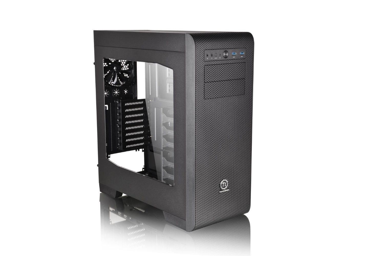 Thermaltake Core V41 USB 3.0 Window (2x120mm), czarna