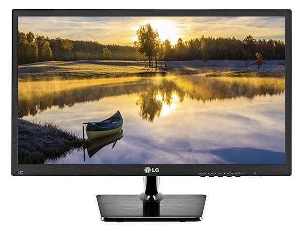 LG Monitor 22M37A-B 21.5'' LED Full HD D-Sub