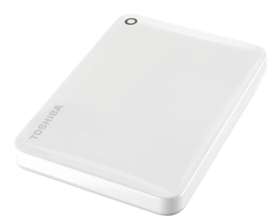 Toshiba TOSHIBA Canvio Connect II 1TB white