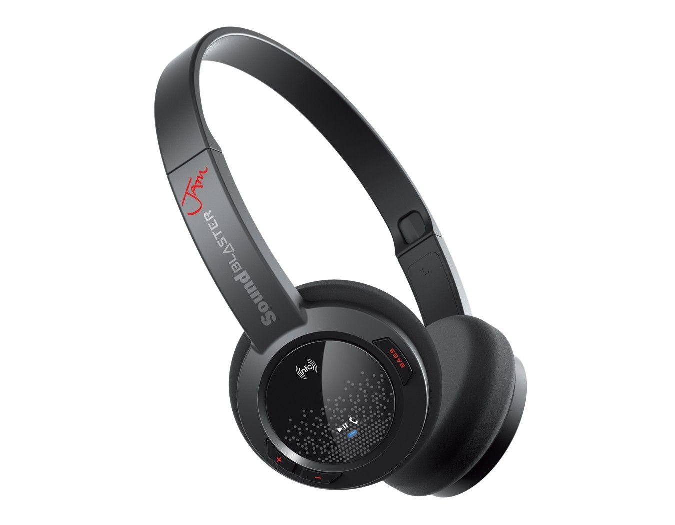 Creative Sound Blaster JAM Słuchawki Bluetooth z mikrofonem