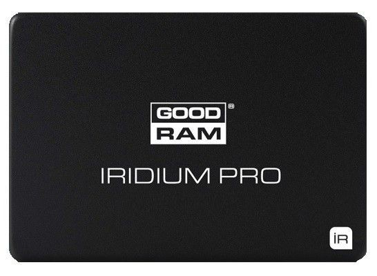 GoodRam Dysk SSD Iridium PRO 960GB 2.5'' SATA3, MLC, 560/530 MB/s, IOPS 100/90K