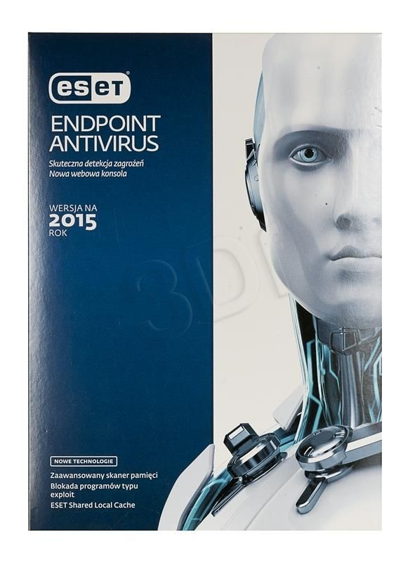Eset Endpoint Antivirus 5 STAN/24M