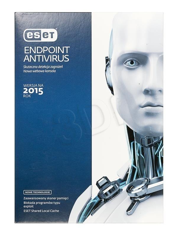Eset Endpoint Antivirus 5 STAN/12M UPG