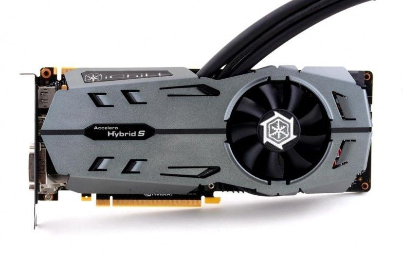 InnoVISION GeForce GTX 980 iChill Black Water Cooling 4GB 1418/7280 (3xDP HDMI DVI) + 3DMark Advanced Edition