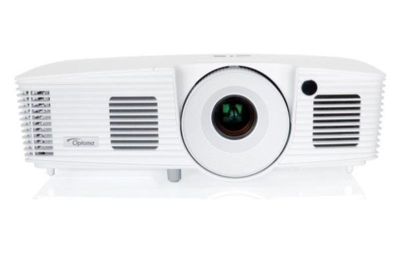 Optoma Projektor X350 (DLP, 3400 ANSI, XGA,18000:1, full 3D)
