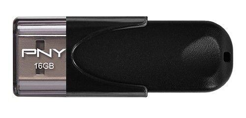 PNY Technologies 16GB USB2.0 ATTACHE4 FD16GATT4-EF