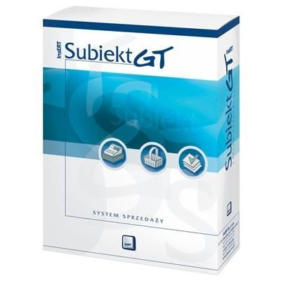 InsERT Zestaw Subiekt GT + PowerNeed Power Bank 4500mAh, Li-Poly