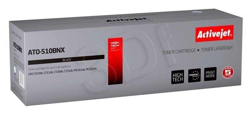 ActiveJet Toner ActiveJet ATO-510BNX | Czarny | 7000 pp | OKI 44973508
