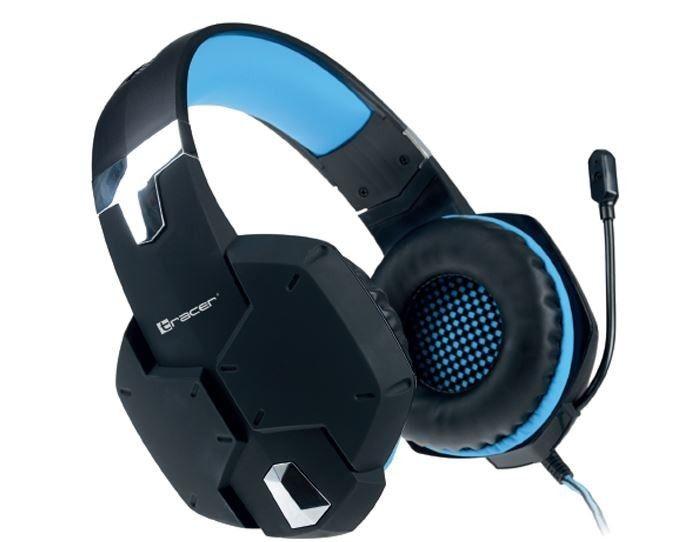 Tracer Słuchawki gaming DRAGON BLUE