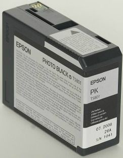 Epson tusz Photo Black (80ml, Stylus Pro 3800/3880)