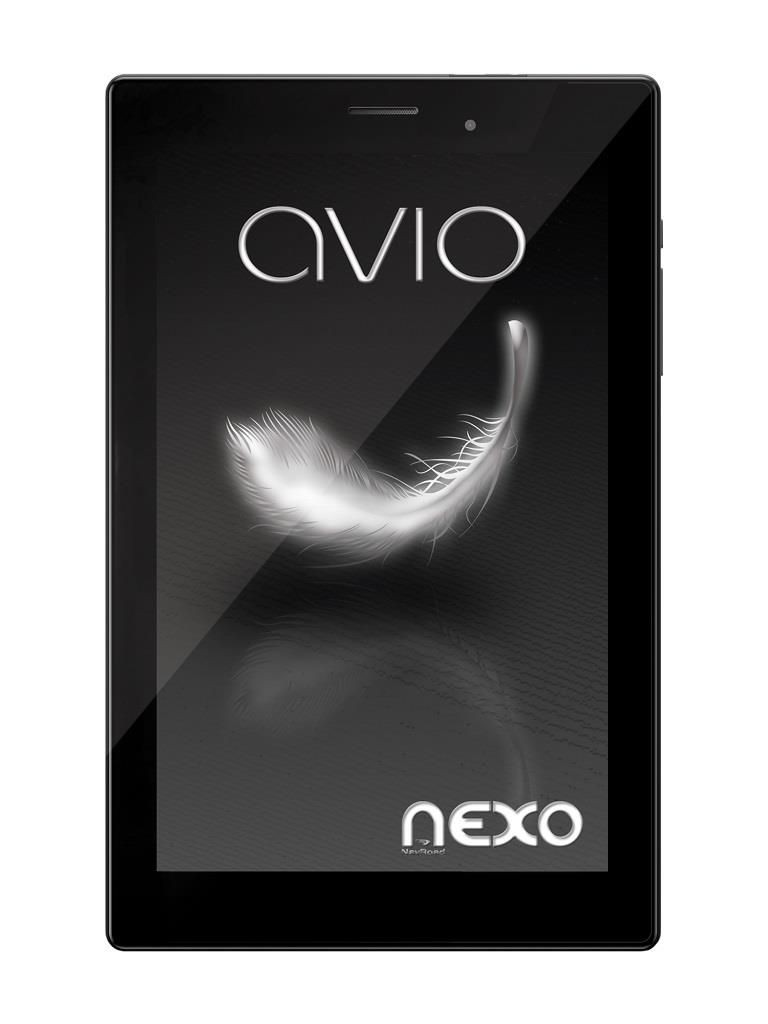 NavRoad NEXO AVIO (8'' IPS 1280x800, GPS, 3G, 4x1,3GHz, RAM 1GB, Flash 8G)
