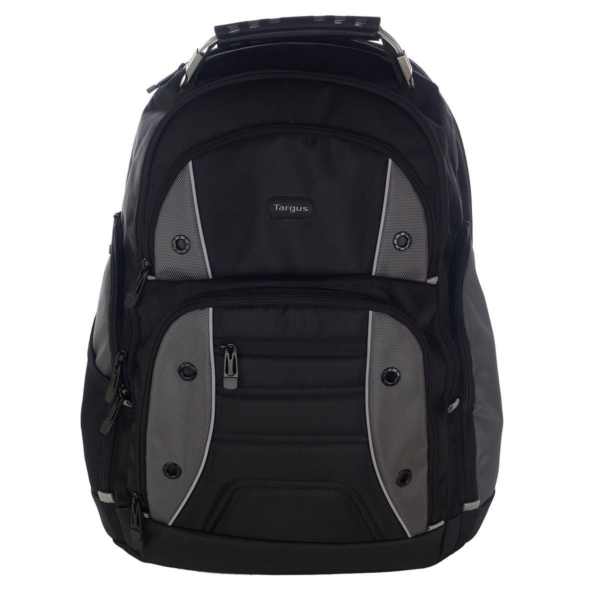 Targus Drifter 17 Laptop Backpack Black/Grey