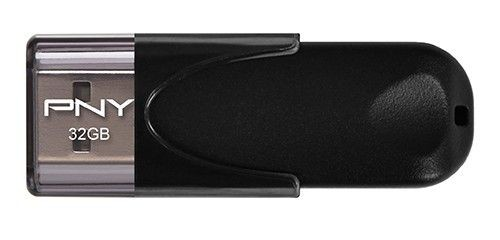 PNY Technologies 32GB USB2.0 ATTACHE4 FD32GATT4-EF