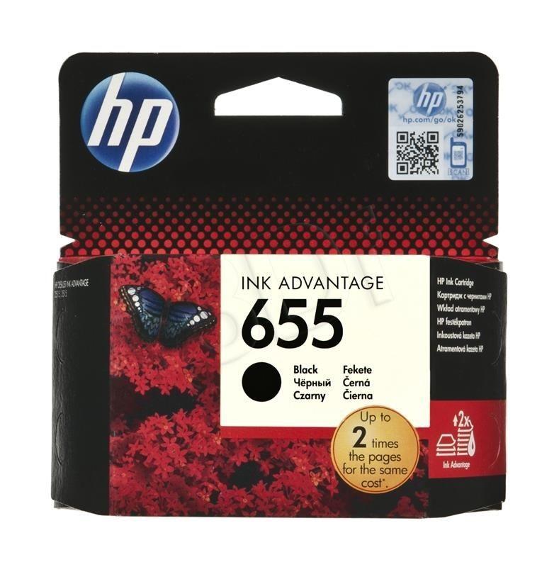HP Tusz Czarny HP655=CZ109AE 550 str. 14 ml