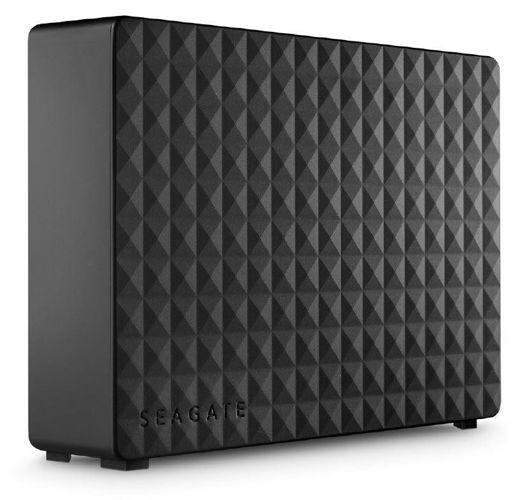 Seagate Dysk zewnętrzny Expansion, 3.5'', 2TB, USB 3.0, czarny