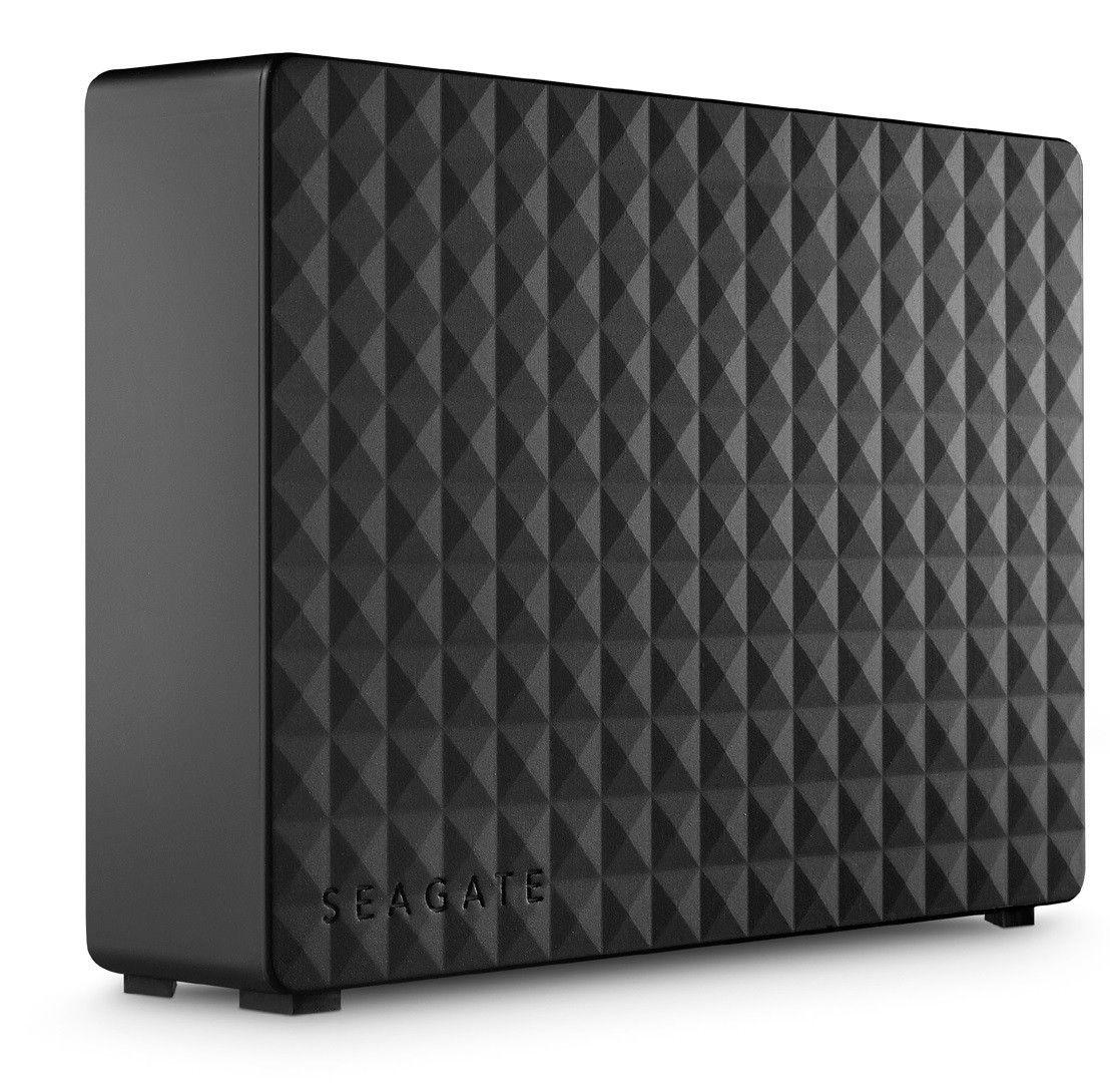 Seagate Dysk zewnętrzny Expansion, 3.5'', 4TB, USB 3.0, czarny