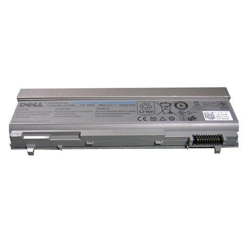 Dell Battery : Primary 9-cell 90W/HR E6400/E6400ATG/E6500/M2400/M4400/E6410/E6510
