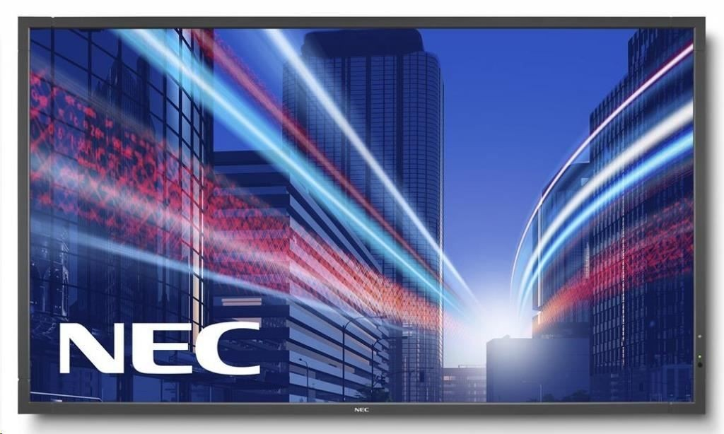 NEC LFD 84 MuSy X841UHD SST Touch LCD, 3840X2160,500cd,OPS,24/7