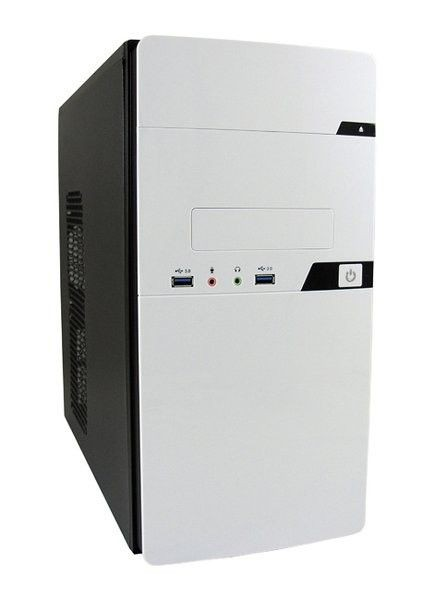 LC-Power OBUDOWA CASE-2003MW mATX USB 3.0 HD AUDIO BIALA