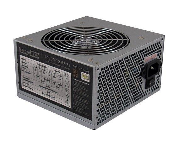 LC-Power ZASILACZ 400W LC500-12 V2.31 80+ BRONZE