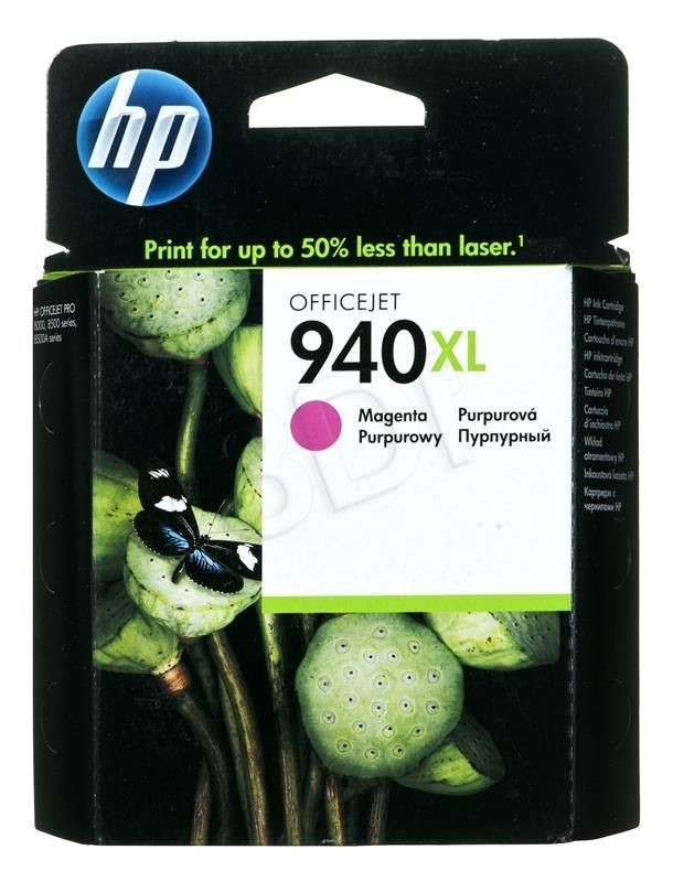 HP Tusz HP 940XL magenta | Officejet