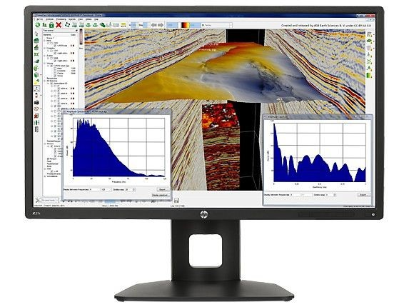 HP 27'' Z27s IPS 4K Display J3G07A4