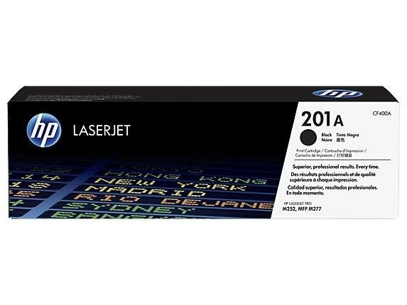 HP Toner HP 201A black
