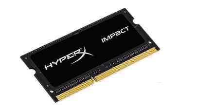 Kingston HyperX 8GB 1866MHz DDR3L CL11 SODIMM 1.35V HyperX Impact Black