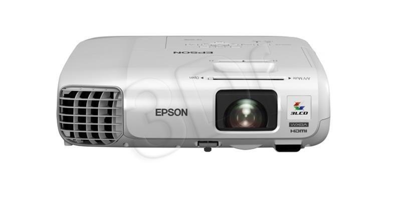 Epson Projektor EB-955WH 3LCD/WXGA/3200AL/10k:1/2.9kg