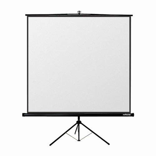 Reflecta Ekran projekcyjny Crystal Line Tripod 240 x 240 cm