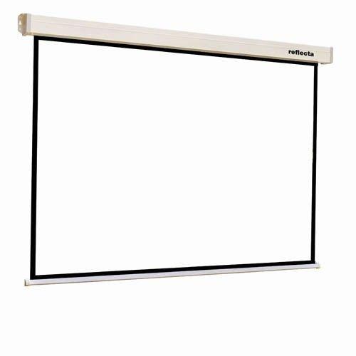 Reflecta ekran projekcyjny Crystal Line Rollo (sufitowy ścienny rozwijany ręcznie 156x156cm)