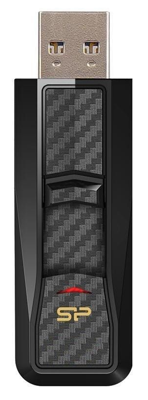 Silicon-Power BLAZE B50 8GB USB 3.0 Carbon Black