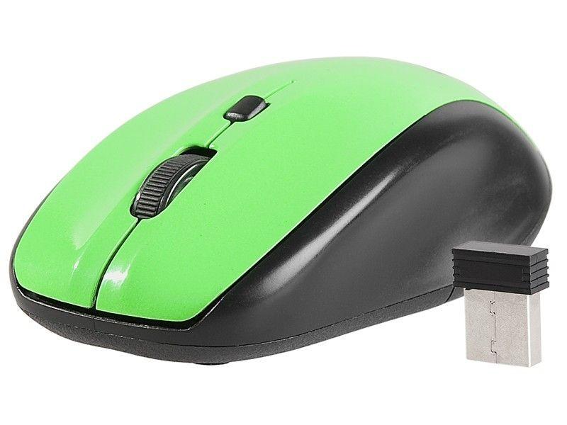 Tracer MYSZ StoneX zielona RF nano