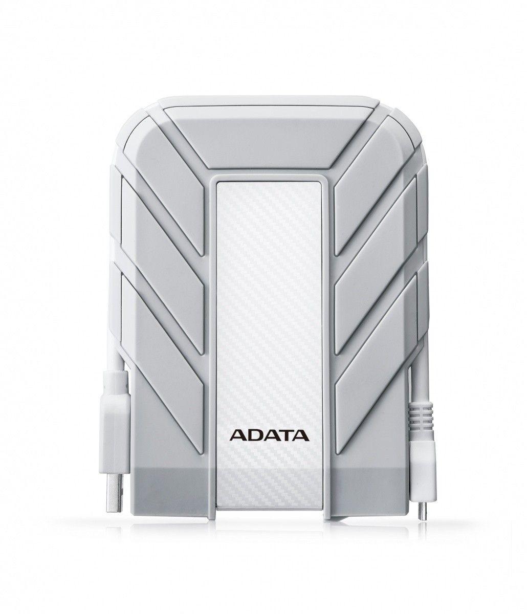 A-Data Dysk zewnętrzny HD710A 2.5'' 2TB USB 3.0 Biały < Exlusive for MAC >