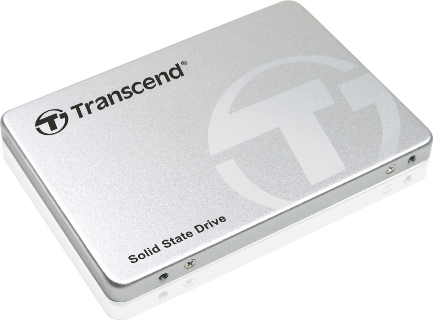 Transcend SSD SSD370S 32GB SATA3 2,5'' 7mm Read:Write (230/40MB/s) Aluminum case