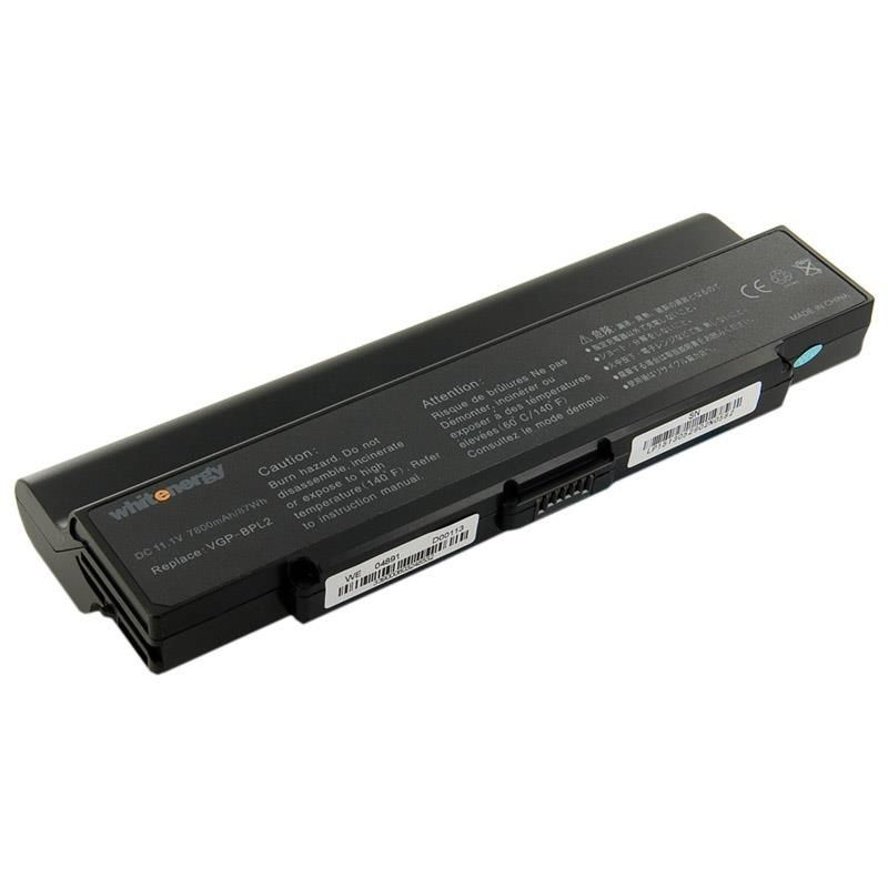 Whitenergy HC bateria do laptopa Sony Vaio BPS2 / BPL2 11.1V Li-Ion 7800mAh