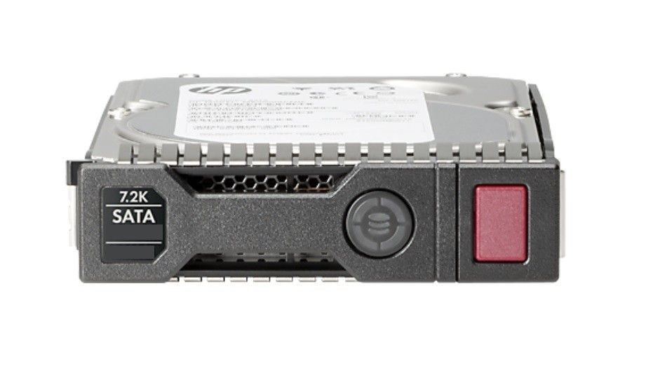 HP 6TB 6G SATA 7.2K 3.5in SC 512e HDD 765255-B21
