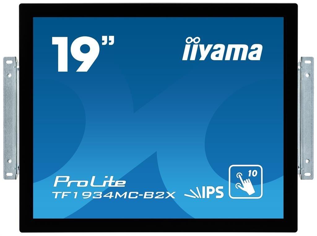 iiyama Monitor IIyama TF1934MC-B2X 19inch, IPS touchscreen, SXGA, VGA, DVI-D, USB