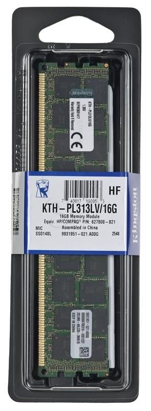 Kingston KINGSTON DED.SR KTH-PL313LV/16G 16GB 1333MHz DDR3L