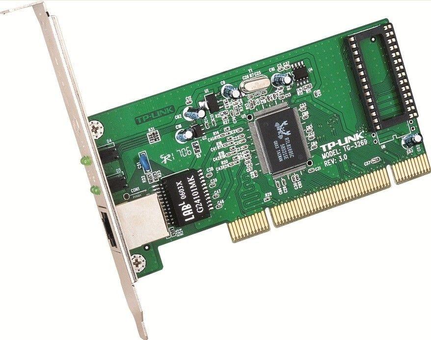 TP-Link TG-3269 (karta sieciowa PCI 10/100/1000Mbps)