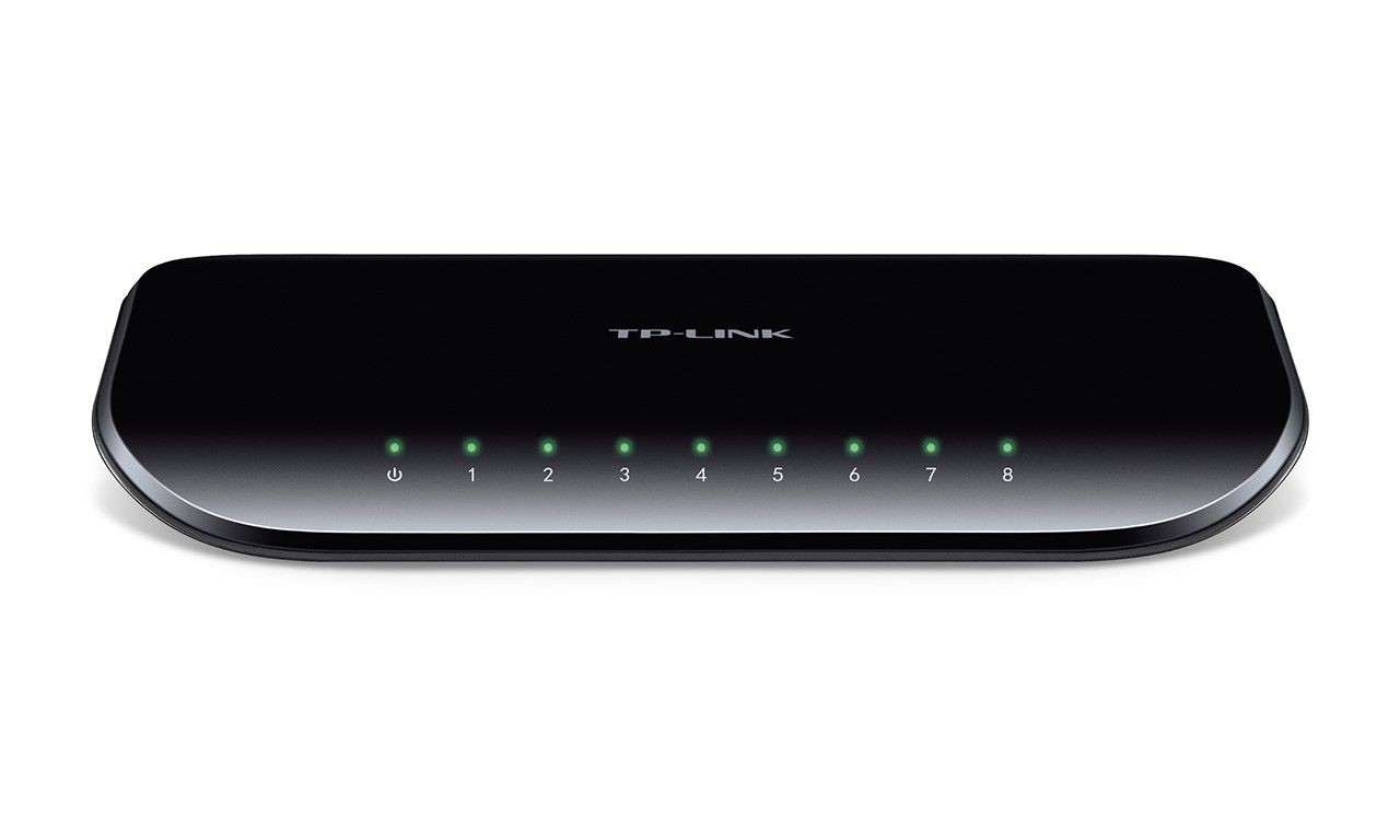 TP-Link TL-SG1008D Switch 8x10/100/1000Mbps