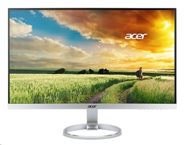 Acer Monitor Acer H277Hsmidx 69cm (27) 16:9 IPS LED 1920x1080(FHD) 4ms 100M:1 DVI HD