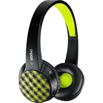 Rapoo Słuchawki Rapoo Multi-Style S100 CZARNE