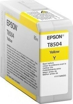 Epson Singlepack Photo YELLOW cartridge, T850400