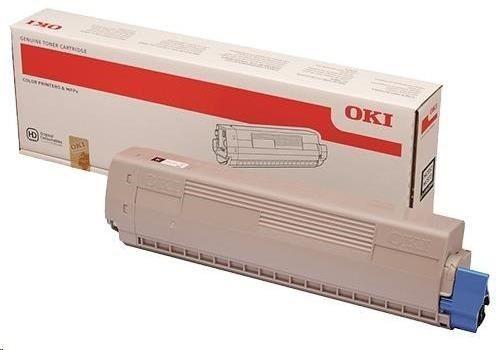 OKI Toner cyan | 7300str | MC853/MC873