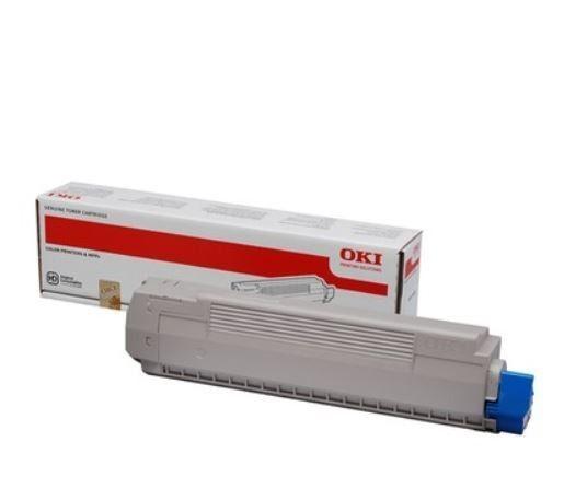 OKI Toner magenta | 10 000str | MC873