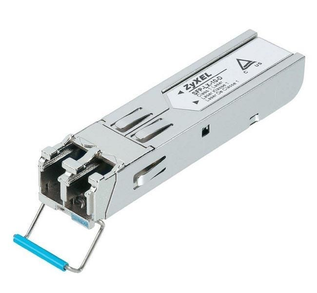 ZyXEL Zyxel SFP-LX-10-D 1G SFP LC LX Single-Mode Transceiver 1310nm, 10km range