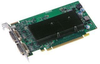 Matrox M9120 DualHead 512MB (2xDVI, PCI-E)
